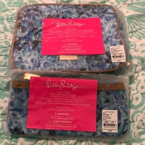 Lilly Pulitzer GWP bundle lunchbox pencil pouch